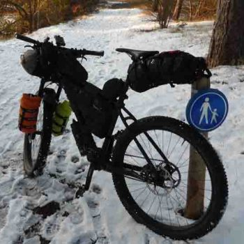 Bikepacking lezing