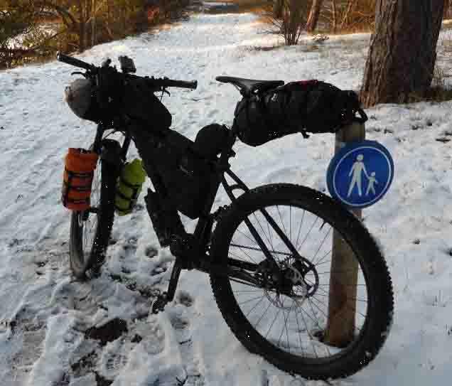 Bikepacking lezing